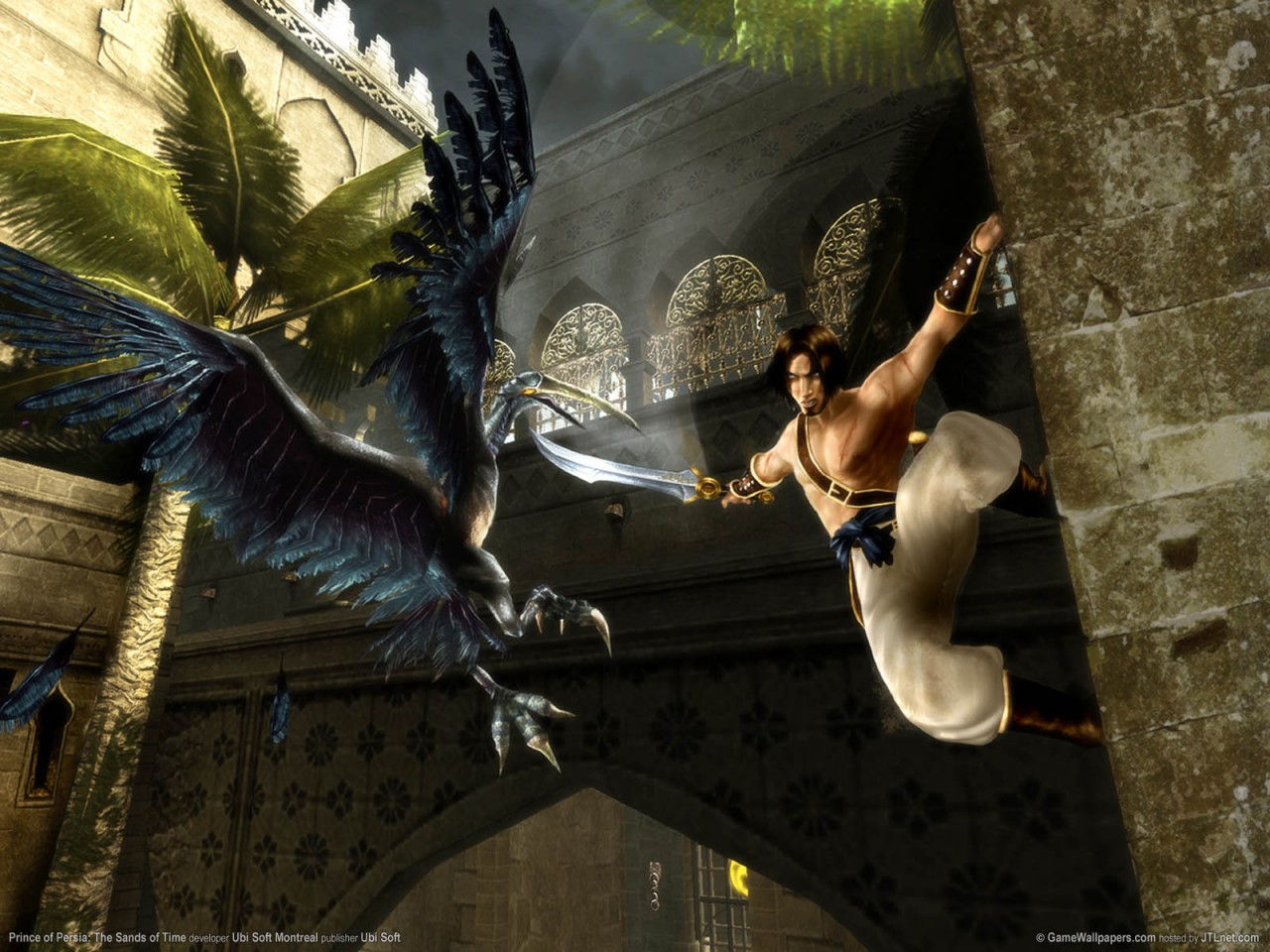 Prince Of Persia The Two Thrones Wallpapers OOQ