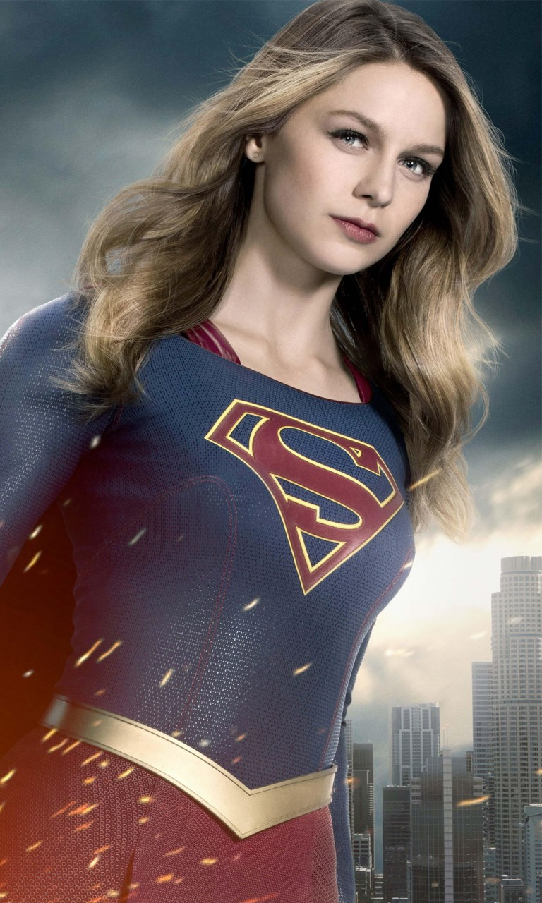 Screenbeauty Supergirl Melissa Benoist Movies