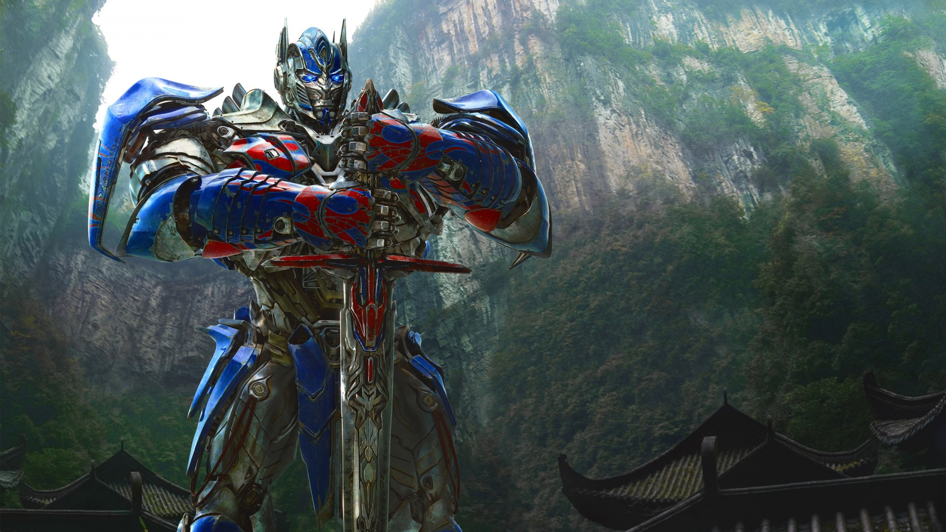 Screenbeauty Optimus Prime Transformers Movies