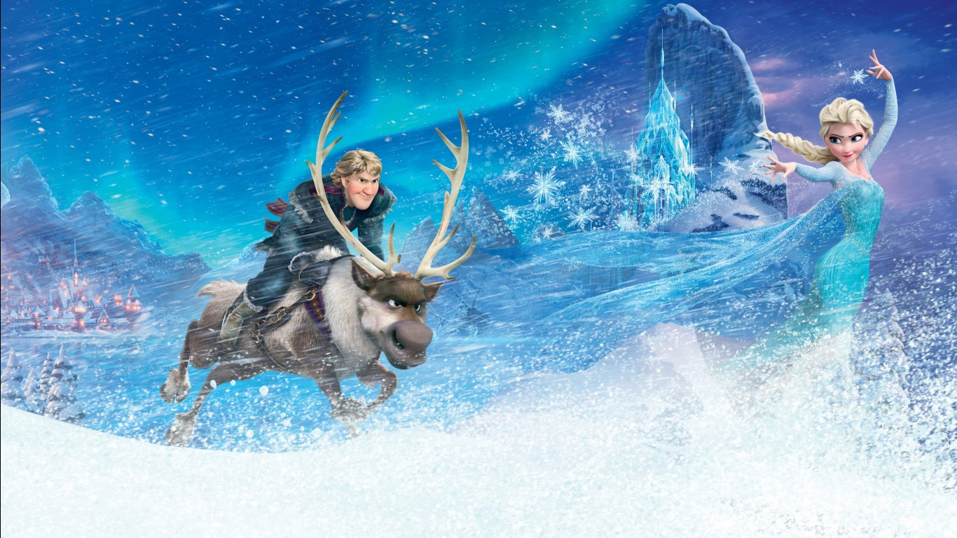 screenbeauty | kristoff elsa in frozen | movies