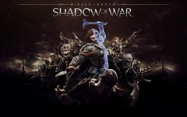 Middle earth Shadow of War...