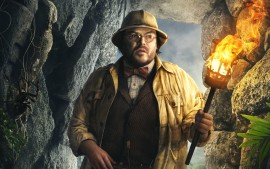 Jack Black Jumanji Welcome...