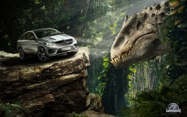 Mercedes Benz GLE Coupe...