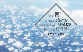 Past Story Popular Quotes 4K