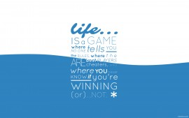 Life Game Win