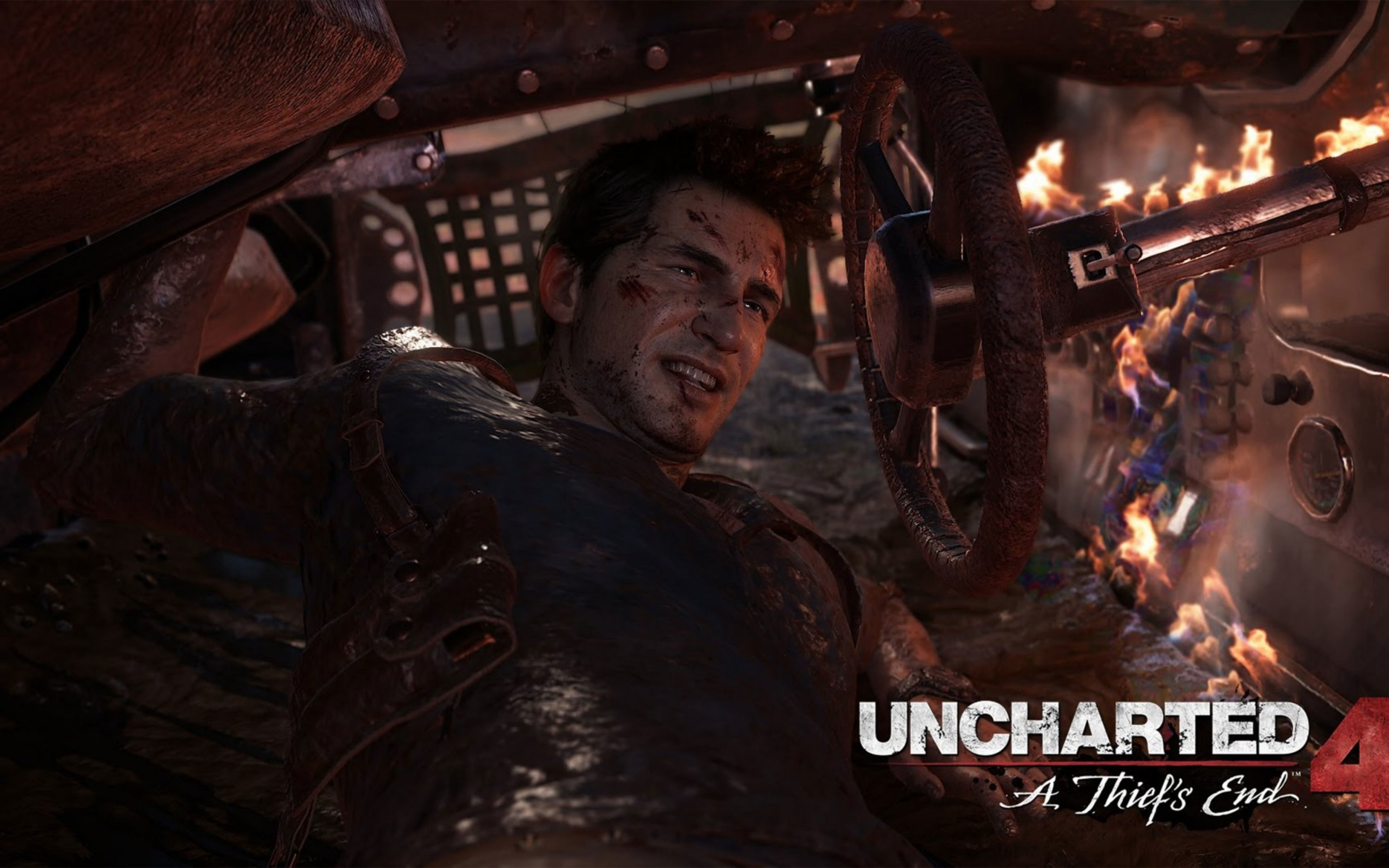 Screenbeauty Uncharted 4 Naughty Dog Character Games