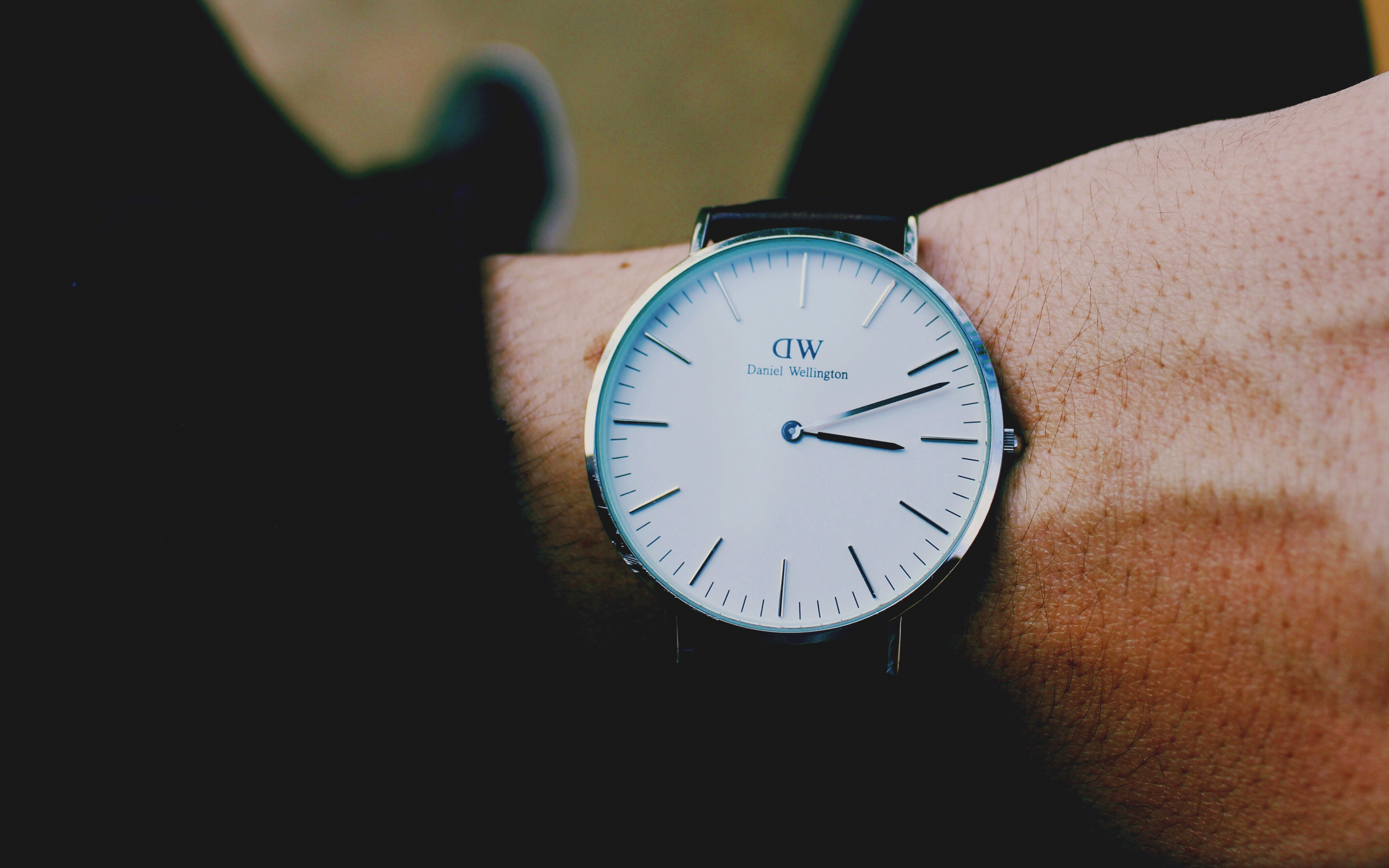 wrist watch, dial, style